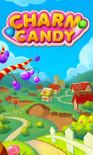 Screenshots of the Charm candy for Android tablet, phone.