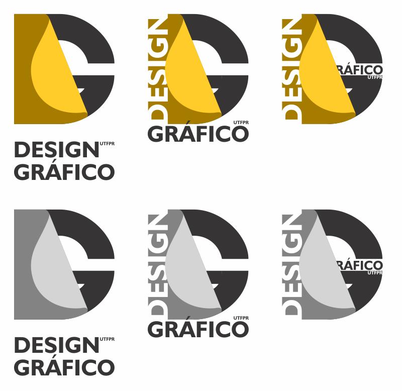 Logo Design Gráfico UTFPR
