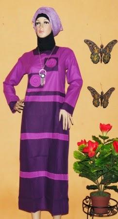 Gamis Fashion Katun Murah GK2273