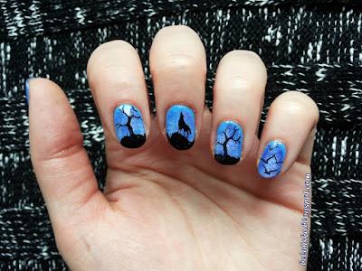 http://belgijska.blogspot.com/2015/05/nail-stamping-challenge-animals-nature.html