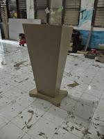 furniture kantor semarang - podium mimbar 01