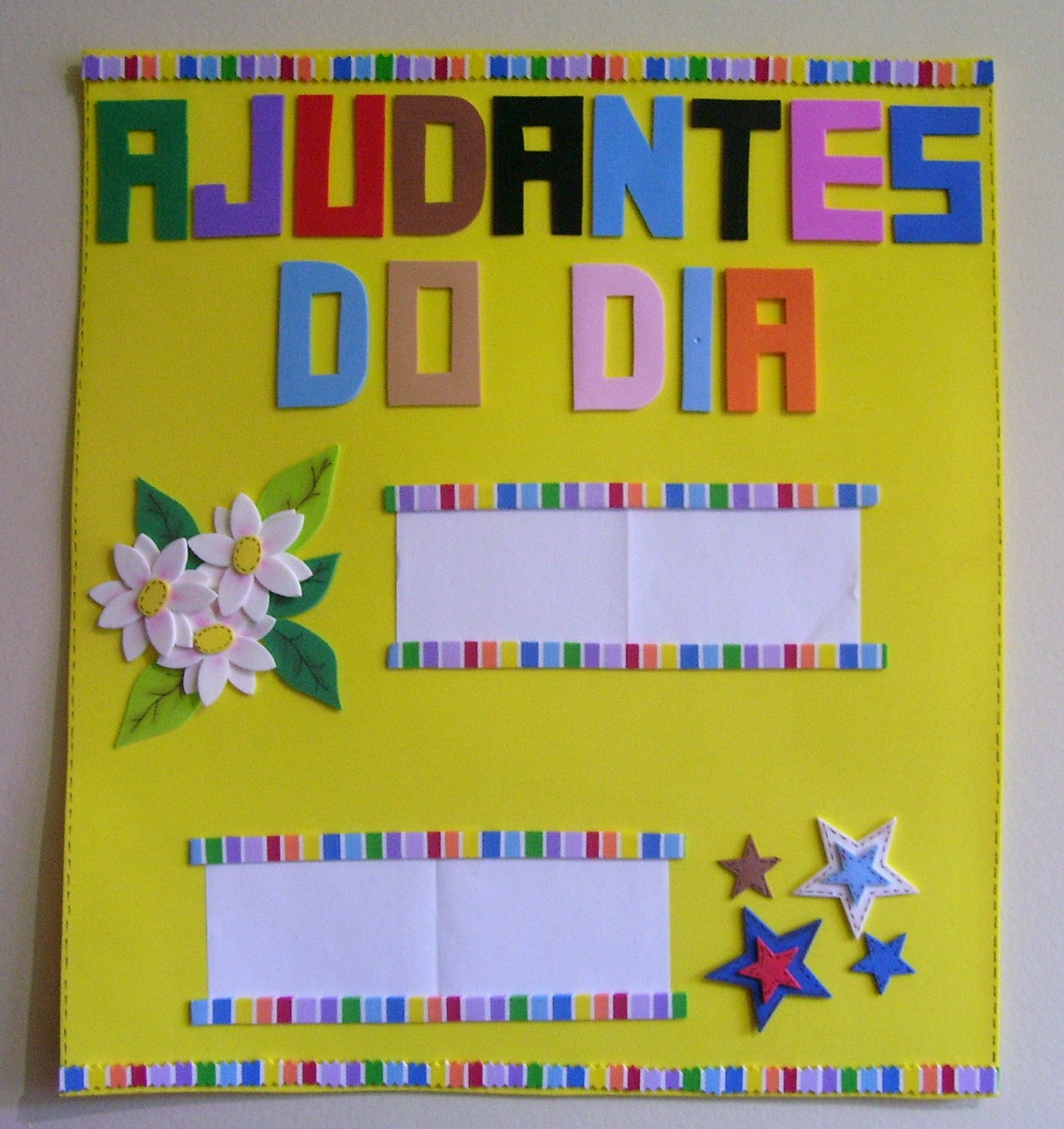 Cartazes Did  Ticos Para Decorar Sala De Aula