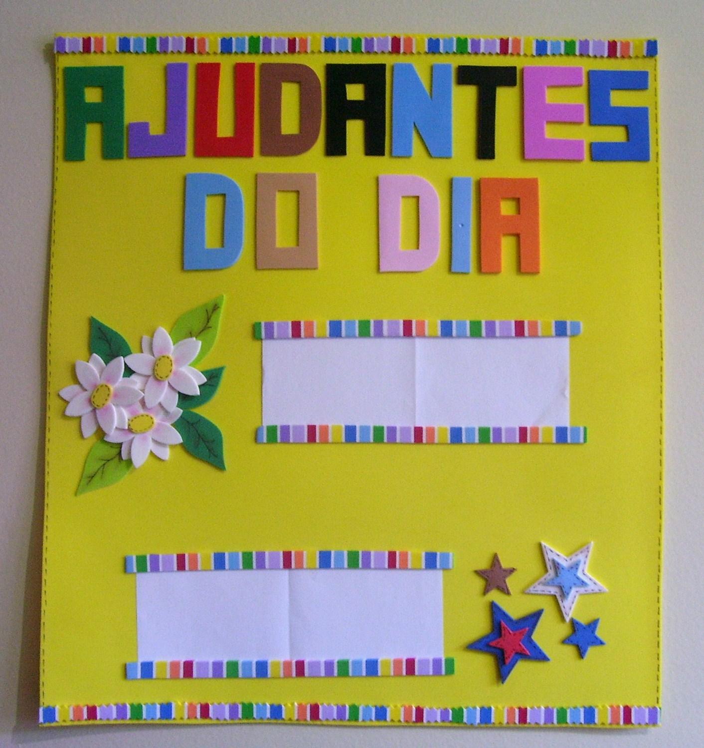 DICAS PEDAGÓGICAS Cartazes didáticos para decorar sala de aula
