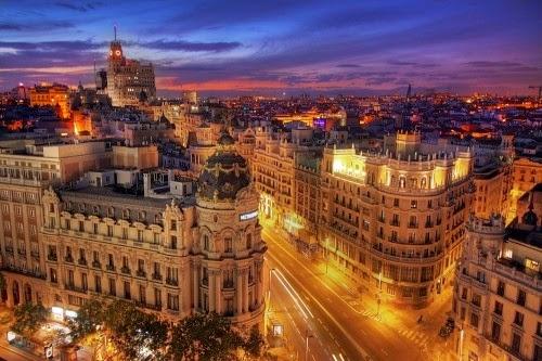 Lieu touristique - Madrid