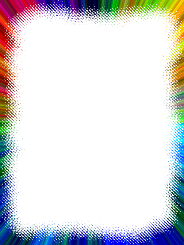 ForgetMeNot: multicolor Rainbow Frames