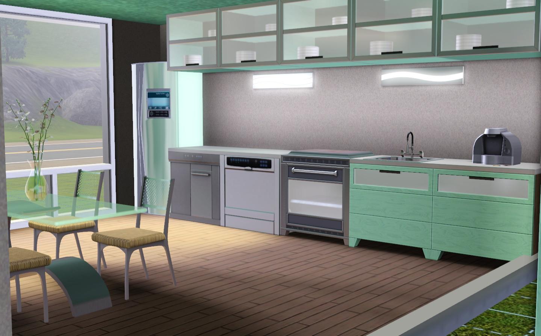 The sims 3 design arredamento marinaio a riposo for Kitchen design simulator