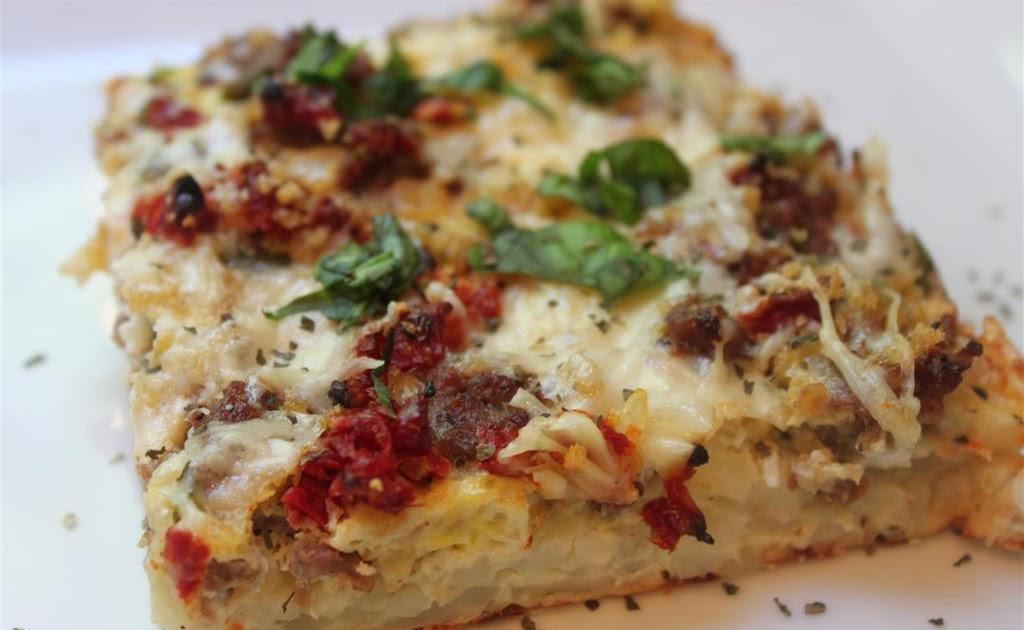 Kelly's Healthified Kitchen: Italian Egg Bake