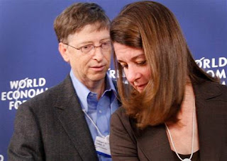 MILNDA WITH BILL GATES hot scene