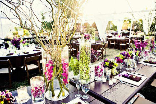 Casa florarte pink wedding ideas