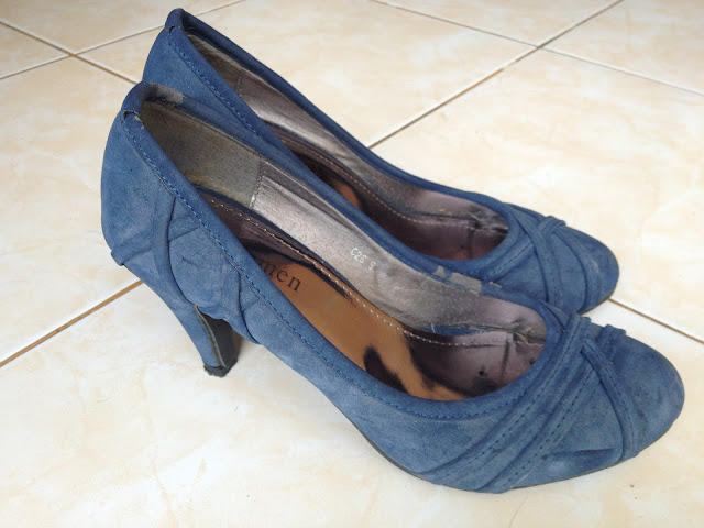 The Budget Fashion Seeker - C Women (Shoes from Cinderella) 2