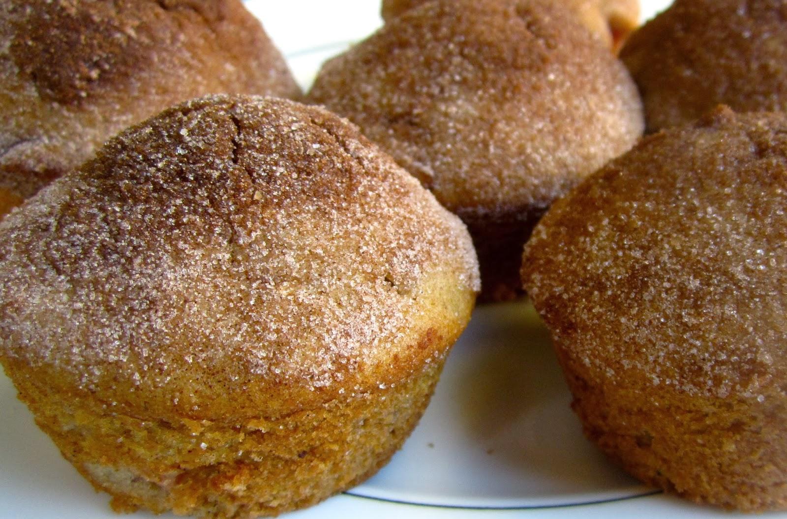Brot & Meer: DONUT ODER MUFFIN? - APFELSAFT-DONUT-MUFFINS