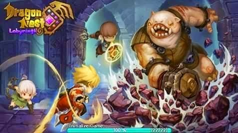 Dragon Nest Labyrinth MMORPG Apk Screenshot by http://www.ifub.net/