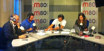 """""""80 Y LA MADRE', EL NUEVO MORNING DE 'M80 RADIO'"""