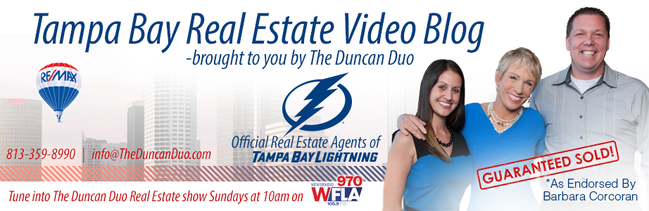 Duncan Duo Tampa Real Estate Video Blog