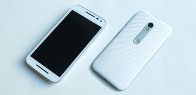 Motorola lança terceira geração do Moto G com preço sugerido de R$ 899