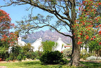 5 Mountains Lodge & Spa South Africa