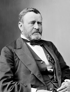 "It is thought that President Ulysses S. Grant coined the phrase ""Lobbyist"" from meeting political activists in the lobby of The Willard Hotel"