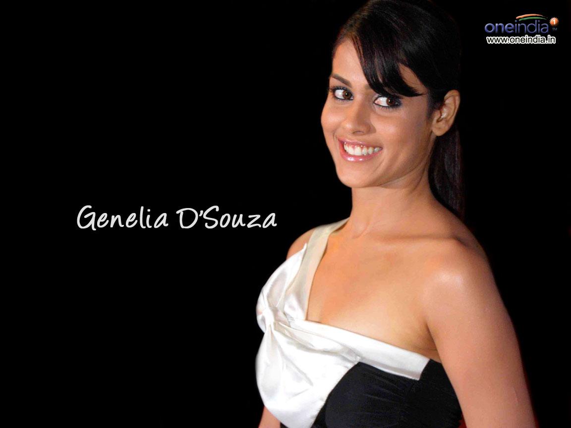 wallpaper: Genelia D'S...