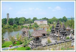 Ada Taman Indonesia di Belgia dan Australia