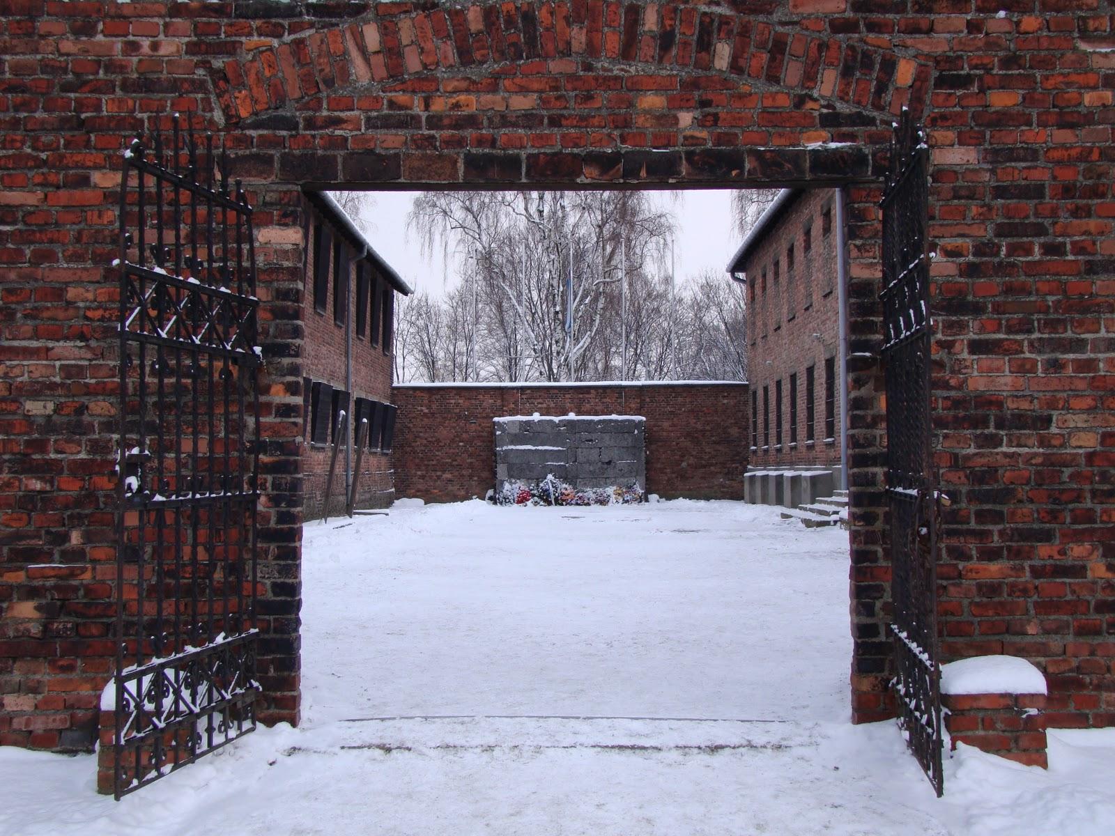 Auschwitz 2012: Auschwitz 1: The Wall of Death