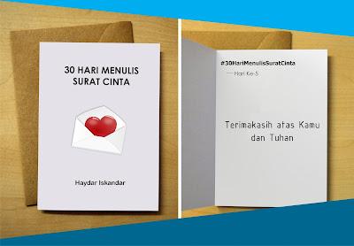 Surat Cinta Haydar Iskandar