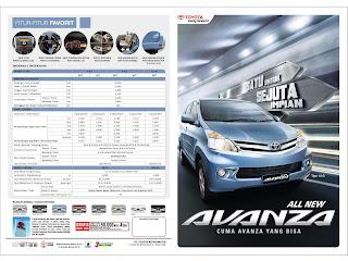 Avanza 2012