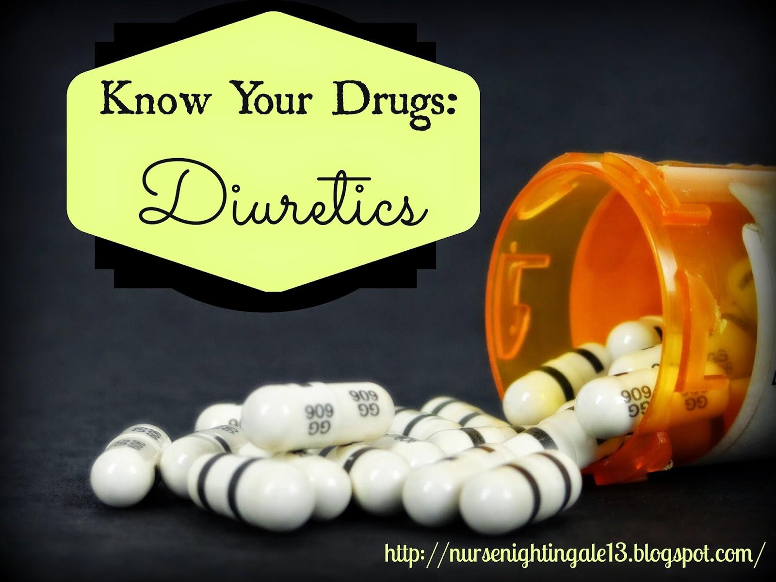 Pharmacology, Drugs, Diuretics, Kidneys, Potassium, Medicine, Renal