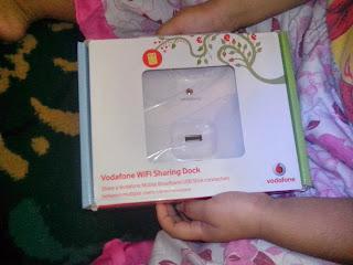 Tips Mengatur Huawei Vodafone Wifi Sharing Dock R101
