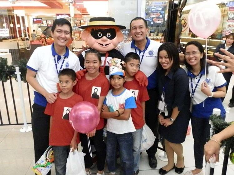 SM Mindanao Malls go Extra Mile for ChriSMiles