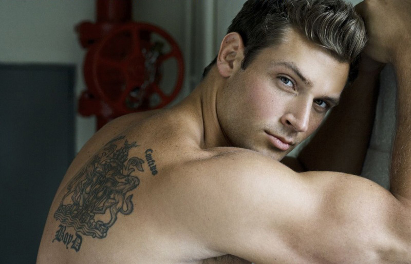 model nude boyd male Steve