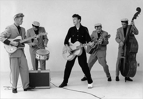 Gene Vincent & the Blue Caps