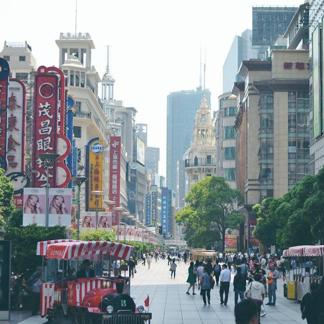 Nanjing Road, Shanghai