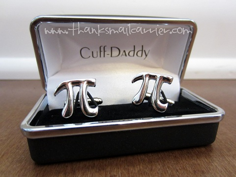 Cuff-Daddy cufflinks review