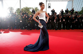 Aishwarya Rai sizzles at Cannes Film Festival 2011 - Day  2