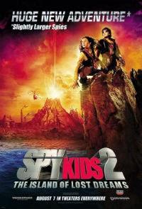 Điệp Viên Nhí 2: Đảo Của Những Giấc Mơ Đã Mất - Spy Kids 2: The Island Of Lost Dreams
