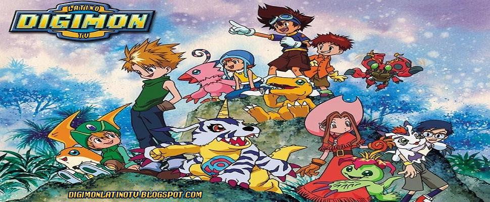 Digimon en Español Latino