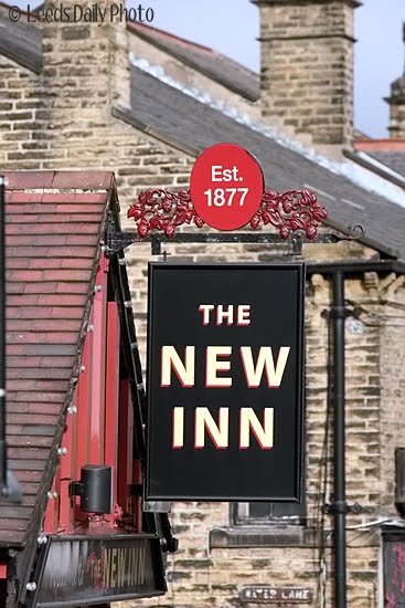 Pub Sign New Inn