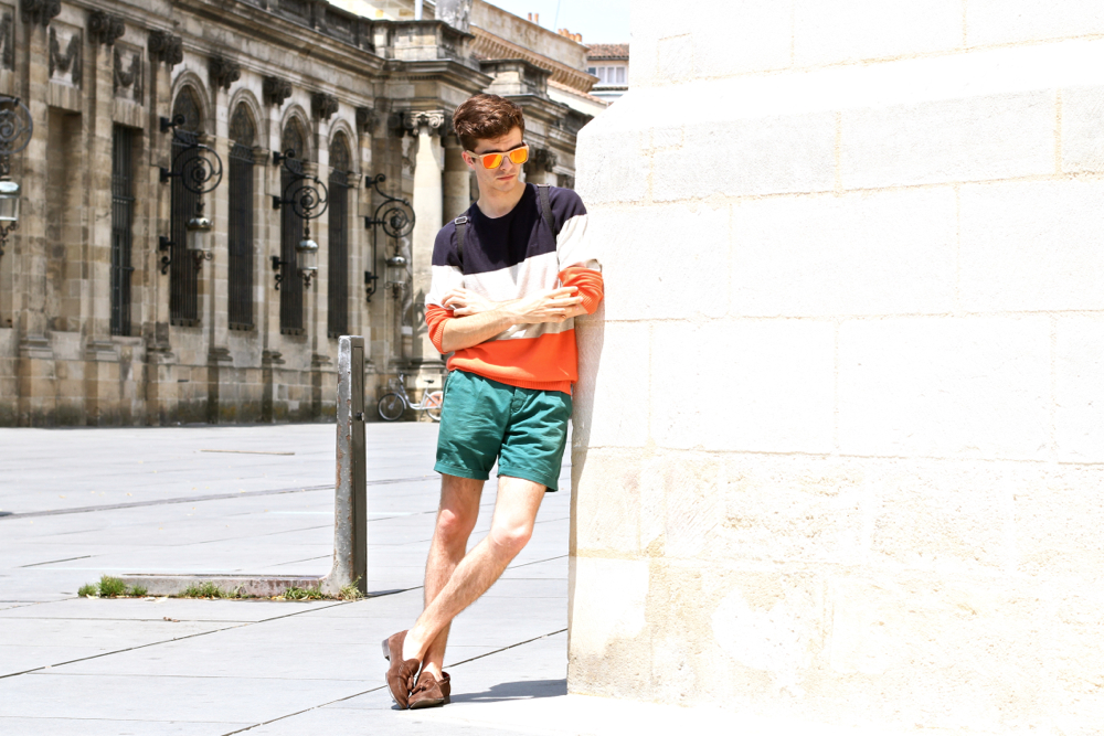 BLOG-MODE-HOMME_Wooden-bois-Sunglasses-lunettes-Time-for-Wood_Dockers-pull-sweater-Bordeaux-mensfashion_summer