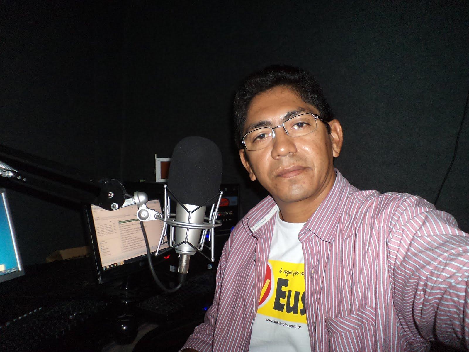 Jornalista Régis Oliveira