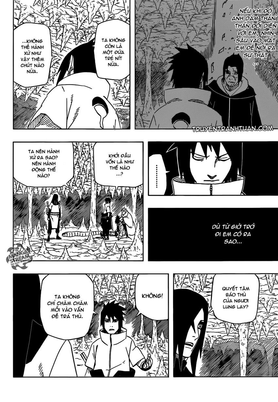 Naruto - Chapter 593 - Pic 11
