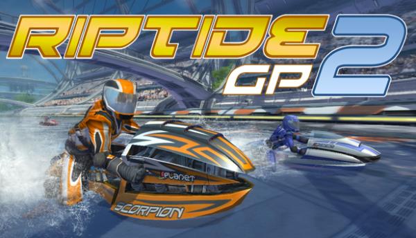 Riptide GP2, Game Balapan Jet Air Seru