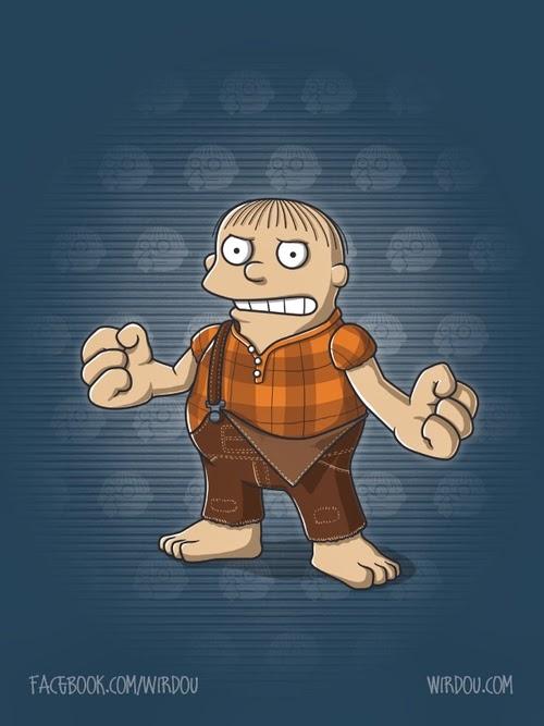 07-Wreck-It-Ralph-T-Shirt-Designer-Pablo-Bustos-Wirdou-www-designstack-co