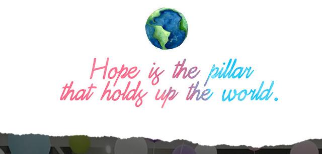 Menolong dengan Gelang Harapan