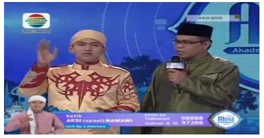 Peserta AKSI yang Mudik Tgl 10 Juli 2015 (23 Ramadhan)