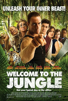 Download Filme Welcome to the Jungle – BDRip AVI e RMVB Legendado