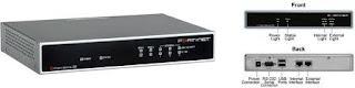 FORTINET FORTIWiFi 50 B Bundle Security Applicance FW-50B-BDL-US