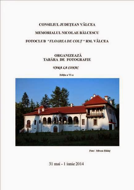"Tabăra de fotografie ""La conac"" ediţia a VI -a"