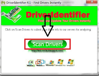 Install driver identifier