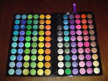 EYESHADOW MAC 120 MULTIPLE COLOUR