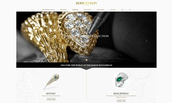 Fashion websites - blend of latest trends and technology